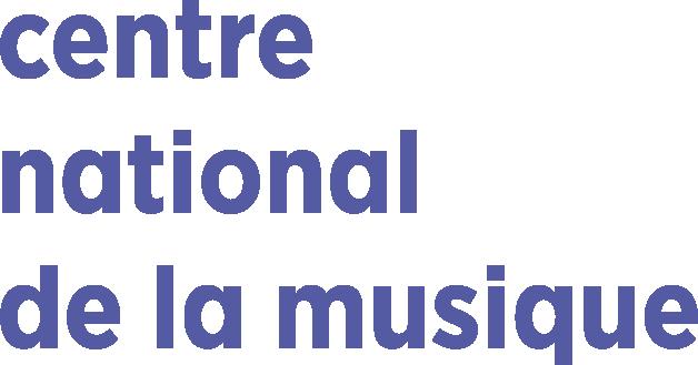 logo du centre national de la musique CNM CNV