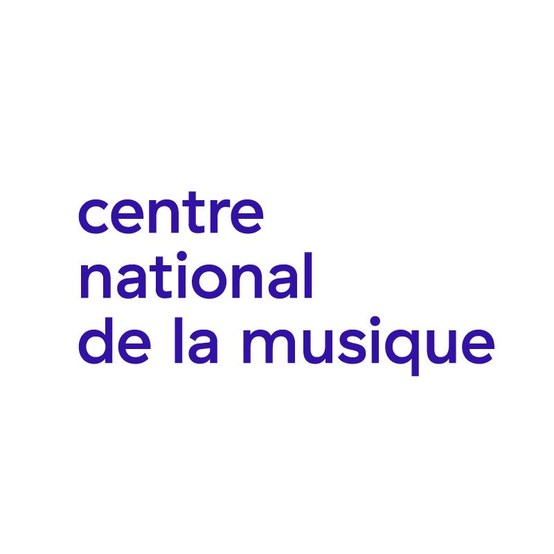 logo cnm centre national de la musique carré